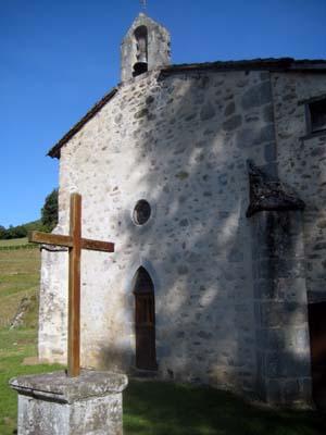 Croix de la Chapelle du Pont