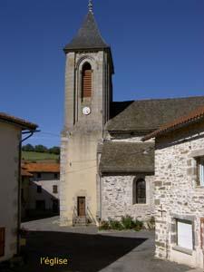 Eglise de Leynhac