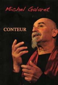 Conteur Michel Galaret